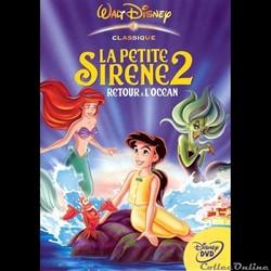 La Petite Sirène 2 DVD