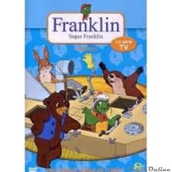 SUPER FRANKLIN DVD