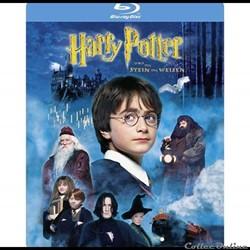 Harry Potter A l'école des sorciers Blur...