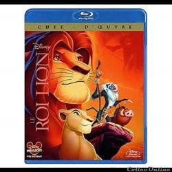 Le Roi Lion Bluray