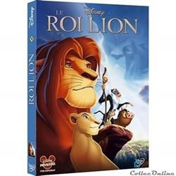 Le Roi Lion DVD