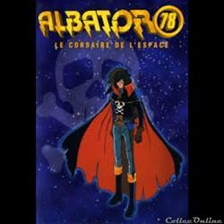ALBATOR 78 DVD