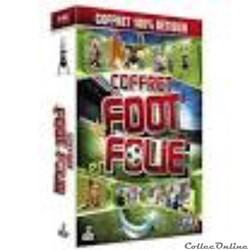 Coffret Le Foot En Folie DVD