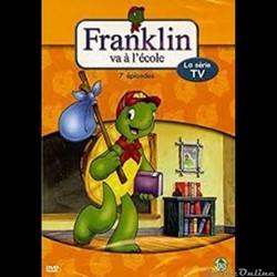 FRANKLIN VA A L'ECOLE DVD