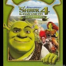 SHREK 4 DVD