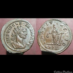 Dioclétien antoninien Laetitia Fund