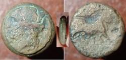 Naples / Neapolis bronze