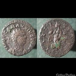 Carausius antoninien Laetitia