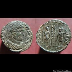 Constantin Lyon Gloria Exercitus