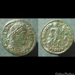 Valentinien Siscia Gloria Romanorum