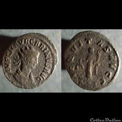 Carinus, Rome, Aequitas