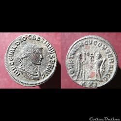 Dioclétien antoninien Antioche IOV ET HE...