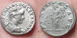 Alexandre Sévère denier Aequitas