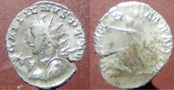 Gallien antoninien VICTORIA GERMANICA