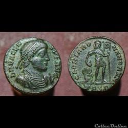 Valens Gloria Romanorum Thessalonique