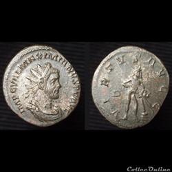 Maximien antoninien Lyon Virtus