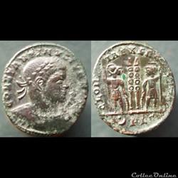 Constantin II Gloria Exercitus Lyon