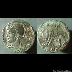 Urbs Roma Trèves couronne