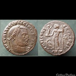 Licinius nummus Iovi Cyzique