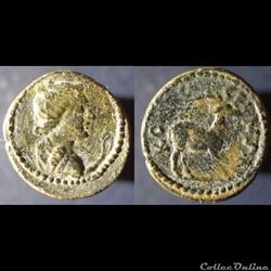 Provinciale Colosses / Colossea Artemis et cerf