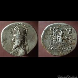 Sinatruces drachme S33.4