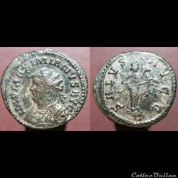 Maximien antoninien Lyon Salus