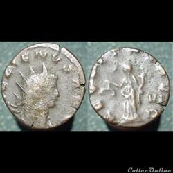Gallien antoninien Aequitas