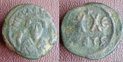 Focas/Phocas demi-follis Carthage
