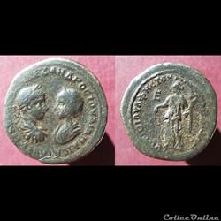 Alexandre Sévère et Julia Maesa Marcianopolis Dikaiosyne
