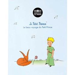Pièce 50 euros Argent Petit Prince en co...