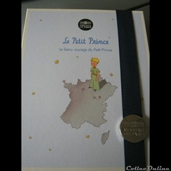 Coffret Monnaie de Paris Le Petit Prince 2016 24 x 10 euros