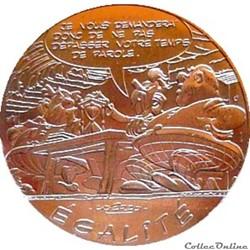 FRANCE 10 Euro Commémorative ASTERIX ET ...