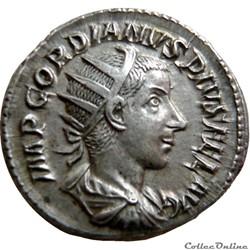 VENDUE Antoninien Gordien III - ROMAE AE...