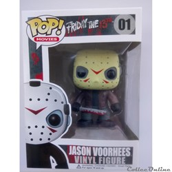 Funko POP Movies Friday The 13Th 01