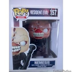 Funko Pop Games Resident Evil 157