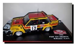 1980 - FIAT 131 Abarth N°12