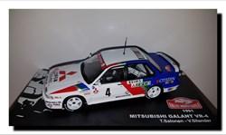 1991 - Mitsubishi Galant VR-4 N°4