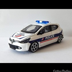 Clio IV Police nationale