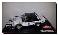 1978 - FIAT 131 Abarth N°11