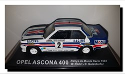 1982 - Opel Ascona 400 N°2