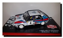 1989 - Lancia Delta HF Integrale N°4