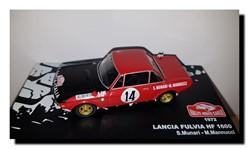 1972 - Lancia Fulvia 1.6 Coupé HF N°14