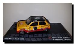 1978 - Renault 5 Alpine N°19