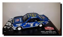 1981 - Opel Ascona 400 N°11