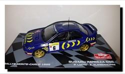 1995 - Subaru Impreza 555 N° 6