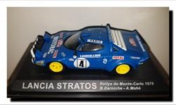 1979 - Lancia Stratos HF  N°4
