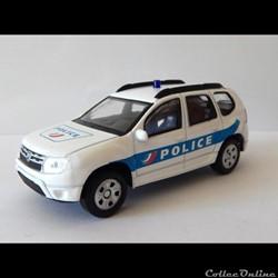 DACIA Duster Police