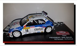 1998 - Peugeot 306 Maxi N° 16