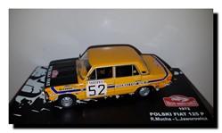 1972 - Polski FIAT 125 P N°52