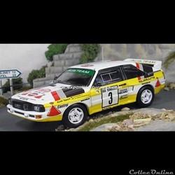 1985 - Audi Sport quattro N° 3